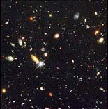 Photo of Hubble Deep Field