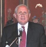 Photo of U.S. Senator Carl Levin of Michigan