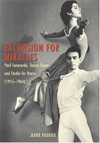 Cover of Excursion for Miracles by Mark Franko