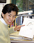 Photo of researcher Jie Li