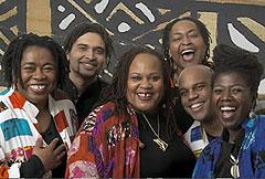 Photo: Linda Tillery & The Cultural Heritage Choir
