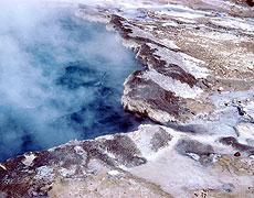 Photo: archaea environment