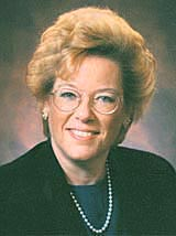 Photo of Sandra Faber