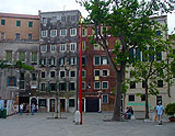 Photo: Historic Jewish ghetto
