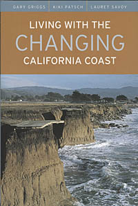 Bookcover of Living with the Changing Coast