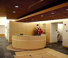 Photo: Kerr Hall lobby