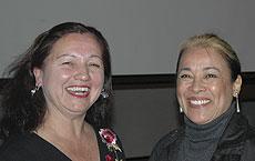 Alma Martinez and Ana Maria Quintana