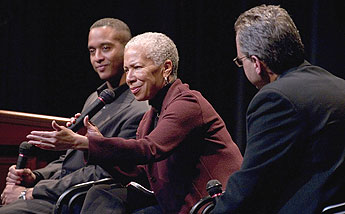 Photos: Keith Beauchamps, Angela Glover Blackwell, and Manuel Pastor