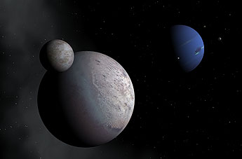 Image: Triton and binary companion