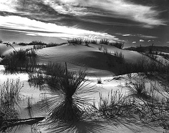 Photo: White Sands