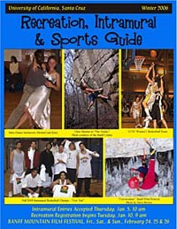 Cover of Recreation Guide