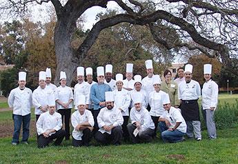 Photo of chefs