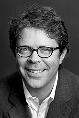Photo of Jonathan Franzen