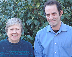 Photo of Jean Langenheim and Jonathan Gershenzon