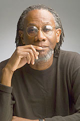 Photo of Nathaniel Mackey