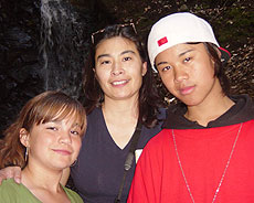 Photos of Yvette Sanchez, Brittany and Richard