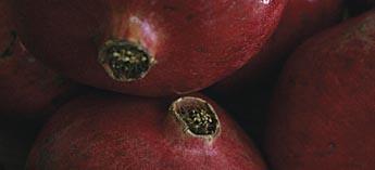 Photo of pomegranates