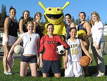 Photo of women athletes
