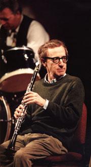 Photo: Woody Allen