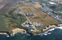 aerial of clrdp site