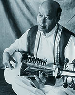 Photo of Ali Akbar Khan