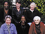 Image of Women's Studies faculty