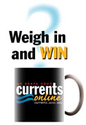 Weigh in and Win logo